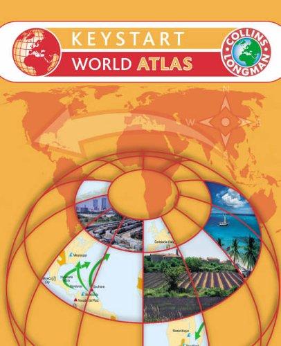 Keystart World Atlas Paper By Collins Longman