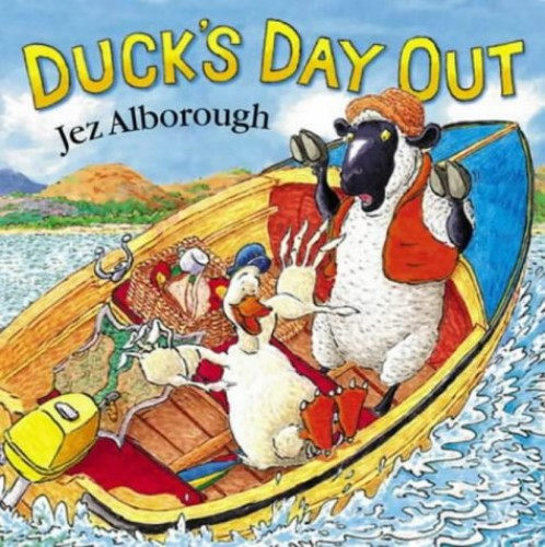 Duck's Day Out By Jez Alborough