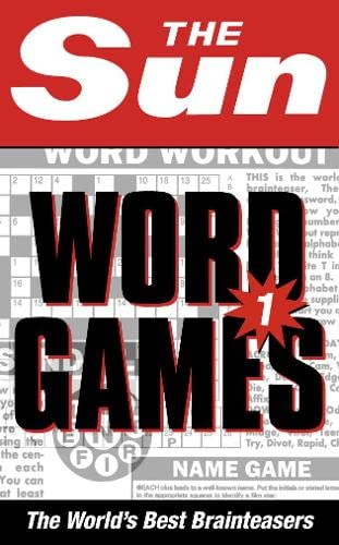 The Sun Word Games Book 1 By The Sun