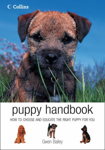 Collins Puppy Handbook by Gwen Bailey