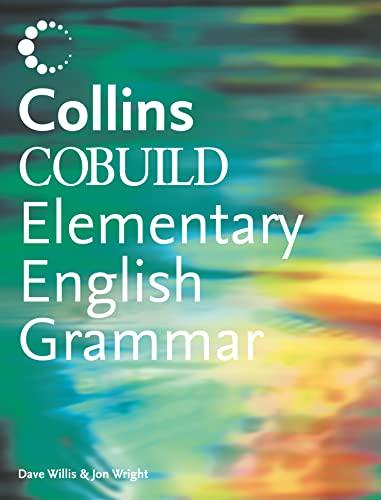 Collins Cobuild-elementary English Grammar By Collins Cobuild