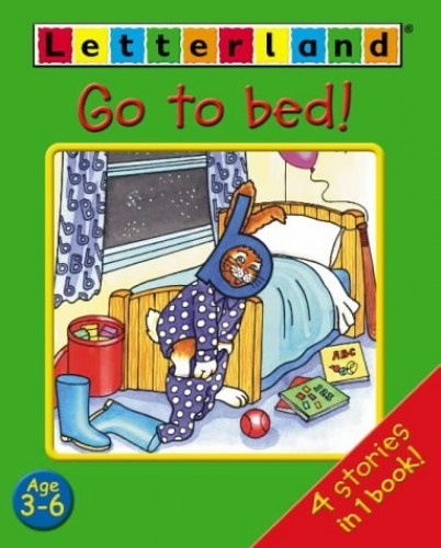 Letterland Early Readers – Go To Bed! By Katie Carr