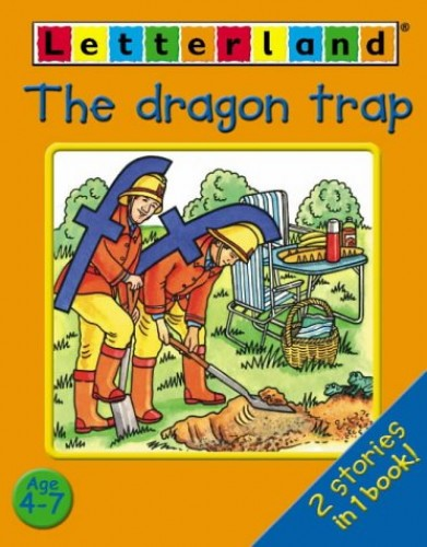 The Dragon Trap By Katie Carr