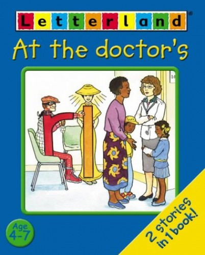 At the Doctor's By Katie Carr