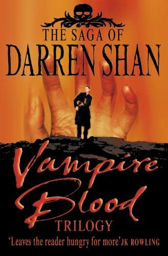 Vampire Blood Trilogy: Books 1 - 3 By Darren Shan