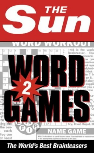 The Sun Word Games Book 2 By The Sun
