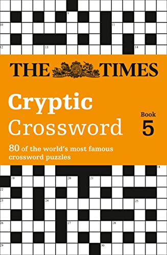 The Times Cryptic Crossword Book 5 By Mike Laws