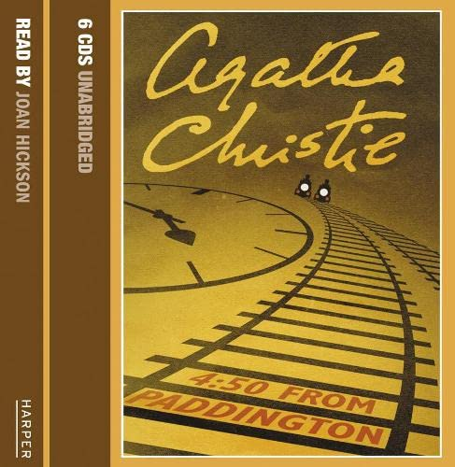 4.50 from Paddington: Complete & Unabridged (Agatha Christie Signature Edition) By Christie, Agatha