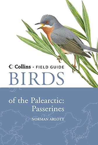 Collins Field Guide By Norman Arlott