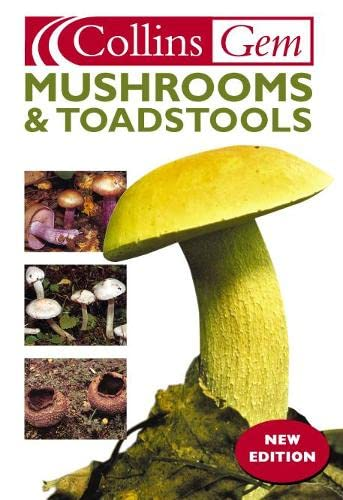 Mushrooms and Toadstools By Patrick Harding