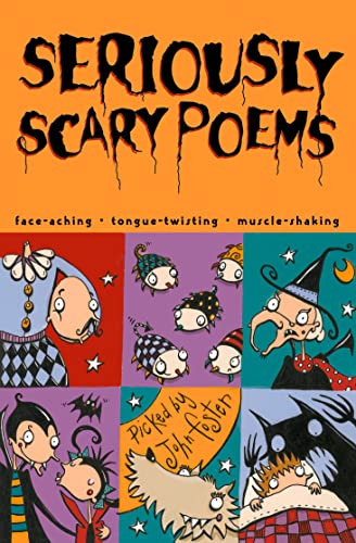 Seriously Scary Poems By John Foster