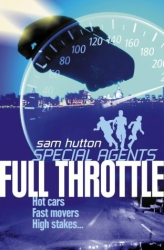 Special Agents (5) – Full Throttle By Sam Hutton