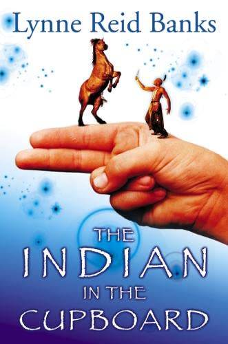The Indian in the Cupboard (Cascades) By Lynne Reid Banks