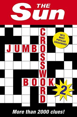 The Sun Jumbo Crossword Book 2 By The Sun