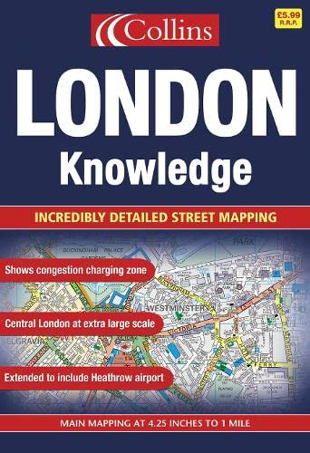 London Knowledge Atlas By Not Known