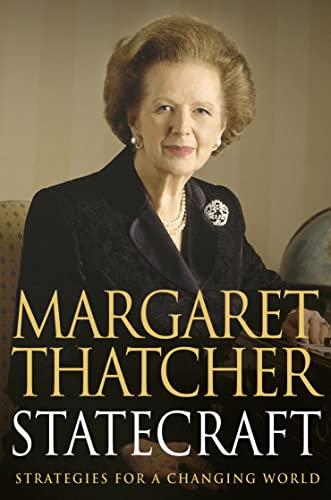 Statecraft By Margaret Thatcher