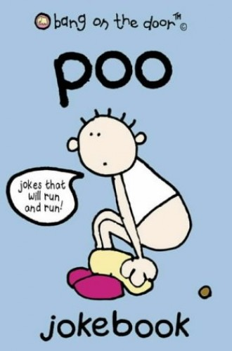 Poo Jokebook By Bang on the Door!