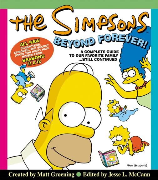 "The ""Simpsons"" By Matt Groening"