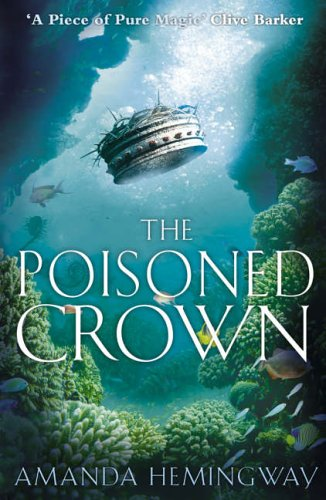 The Poisoned Crown By Amanda Hemingway