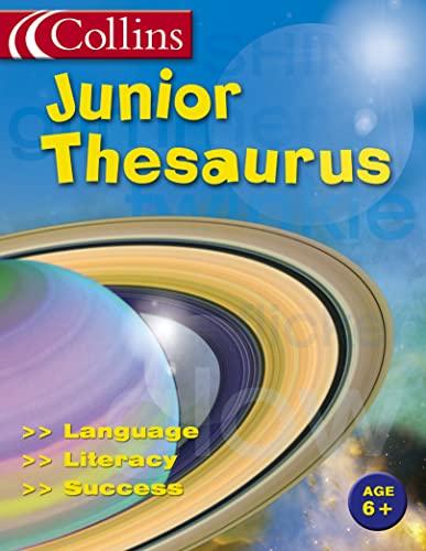 Collins Children's Dictionaries – Collins Junior Thesaurus By Evelyn Goldsmith