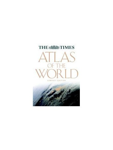 "The ""Times"" Atlas of the World By UK HarperCollins"