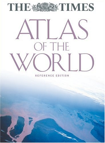 "The ""Times"" Atlas of the World By Times Books Group"