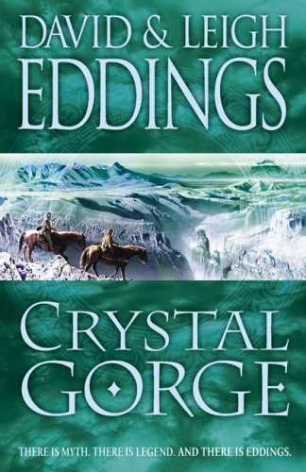 The Crystal Gorge By David Eddings