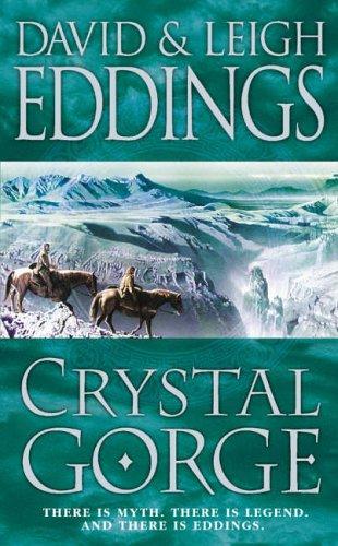 Crystal Gorge By David Eddings