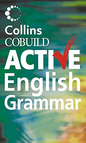 Collins Cobuild-active English Grammar By Collins Cobuild