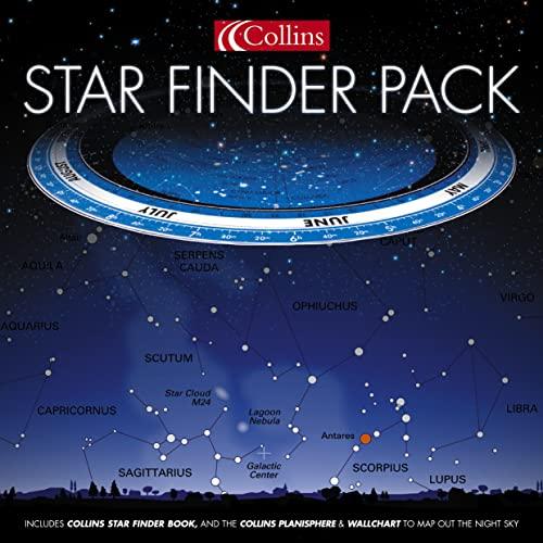 Collins Star Finder Pack By Storm Dunlop