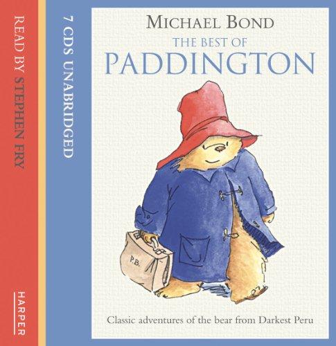 The Best of Paddington on CD By Michael Bond