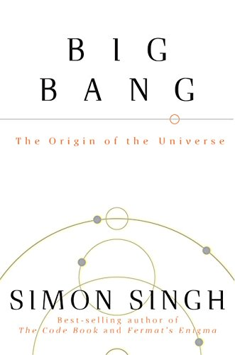 Big Bang By Simon Singh
