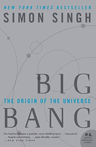 Big Bang By Simon Singh, Dr