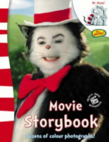 "Dr.Seuss' ""The Cat in the Hat"": Movie Storybook by Dr. Seuss"