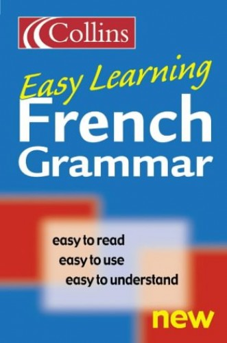 Collins Easy Learning French Grammar By Not Known