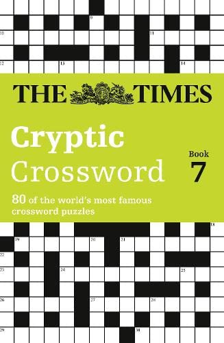 The Times Cryptic Crossword Book 7 By Mike Laws