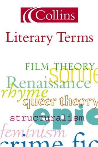 Literary Terms By Prof. Edward Quinn
