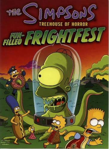 Fun-Filled Frightfest By Matt Groening