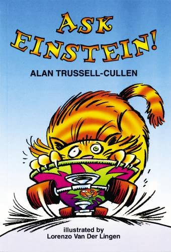 Einstein - Champion of the World! By Alan Trussell-Cullen