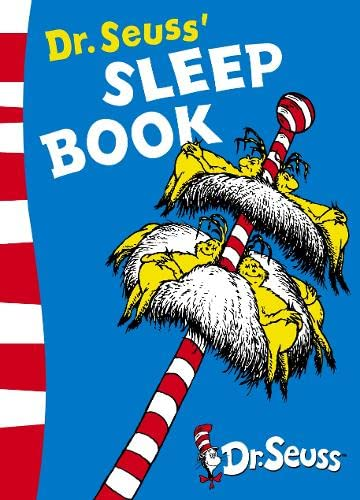 Dr.Seuss's Sleep Book by Dr. Seuss