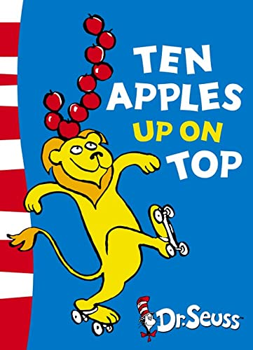 Ten Apples Up on Top! (Green Back Books) By Dr. Seuss