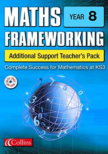 Year 8 Additional Support Teacher's Pack By Trevor Senior