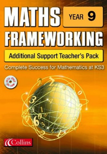 Year 9 Additional Support Teacher's Pack By Keith Gordon