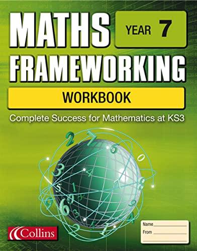 Maths Frameworking By Jacqueline Kaye