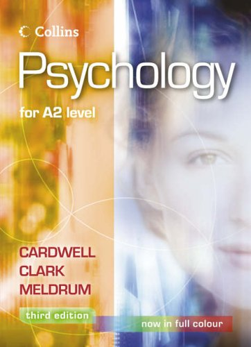Psychology for A2 By Edited by Mike Cardwell