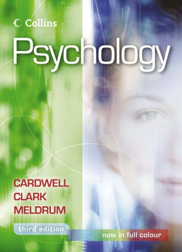 Psychology – Psychology for AS/A2 Level By Mike Cardwell
