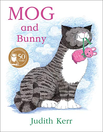 Mog and Bunny (Mog the Cat Books) by Judith Kerr