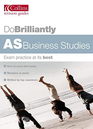 AS Business Studies By Stuart Merrills