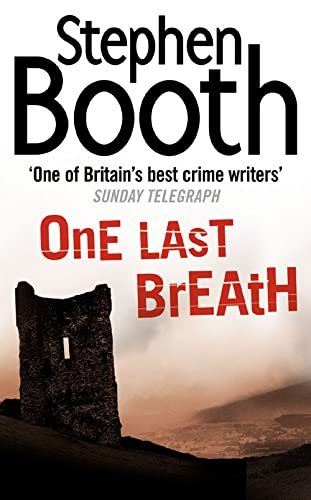 One Last Breath By Stephen Booth