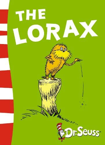 The Lorax: Yellow Back Book by Dr. Seuss